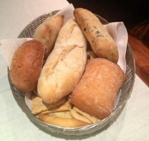 Pan. Variado y bueno