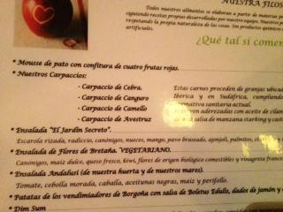 El Jardin Secreto Las Cenas De Ingrid