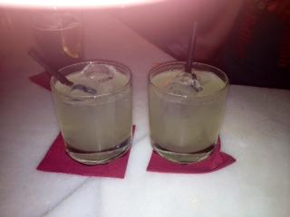 José Alfredo_gin fizz