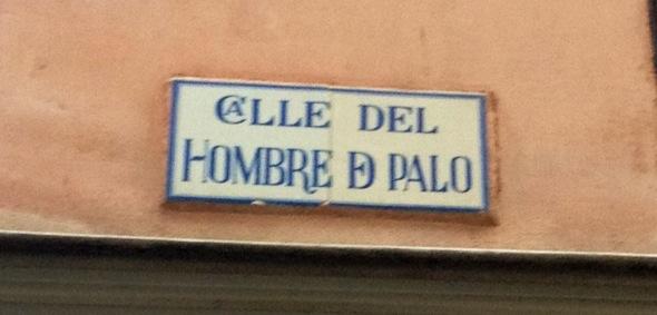 ¡Me pirra el nombre de la calle!