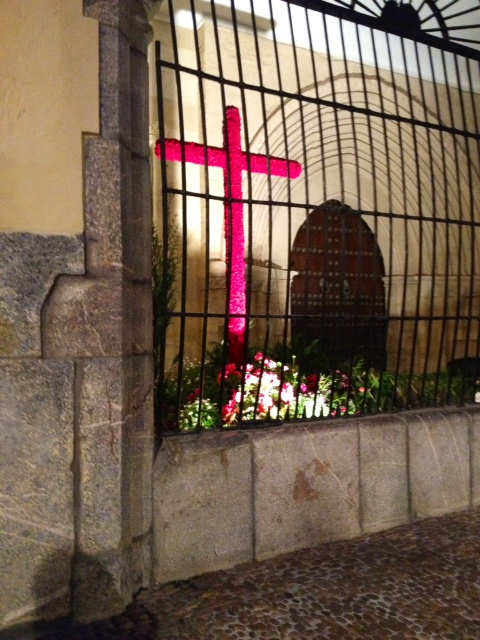 Cruz de San Nicolás desde otra perspectiva