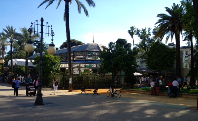 Inmejorable ubicación del Mercado Victoria