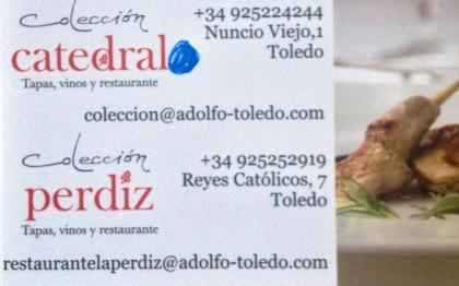 Adolfo Colección_tarjeta