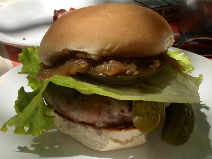 Buns Burger.