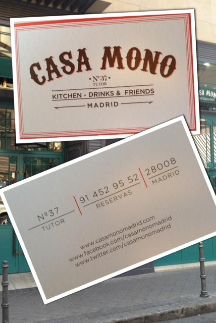 Casa Mono_tarjeta