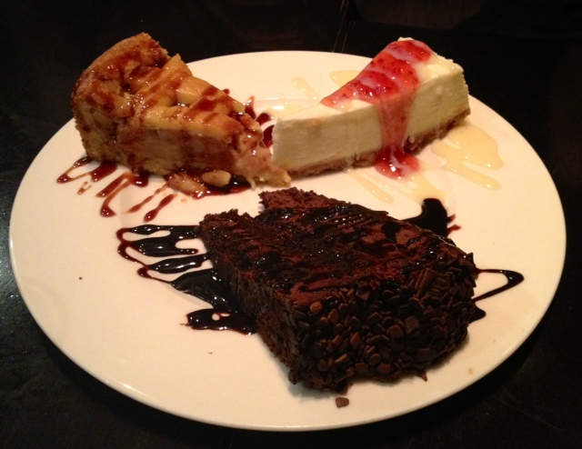 Surtido de tartas. Cakes assortment. Sortiment von Kuchen.