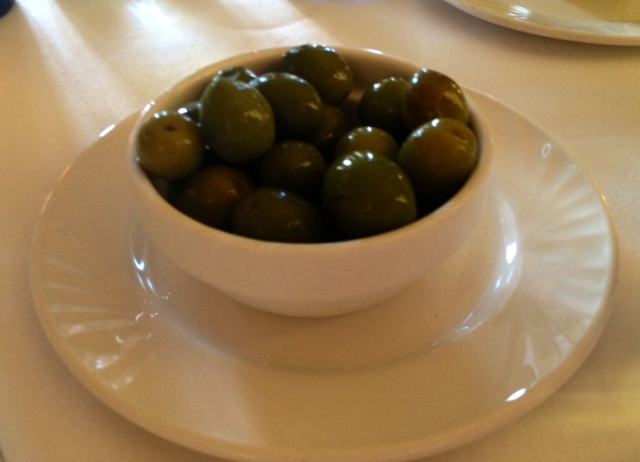 Aceitunas. Olives. Oliven.