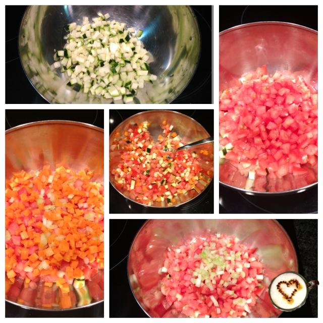 Tartar de verduras_picados