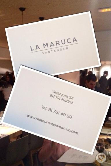La Maruca_tarjeta