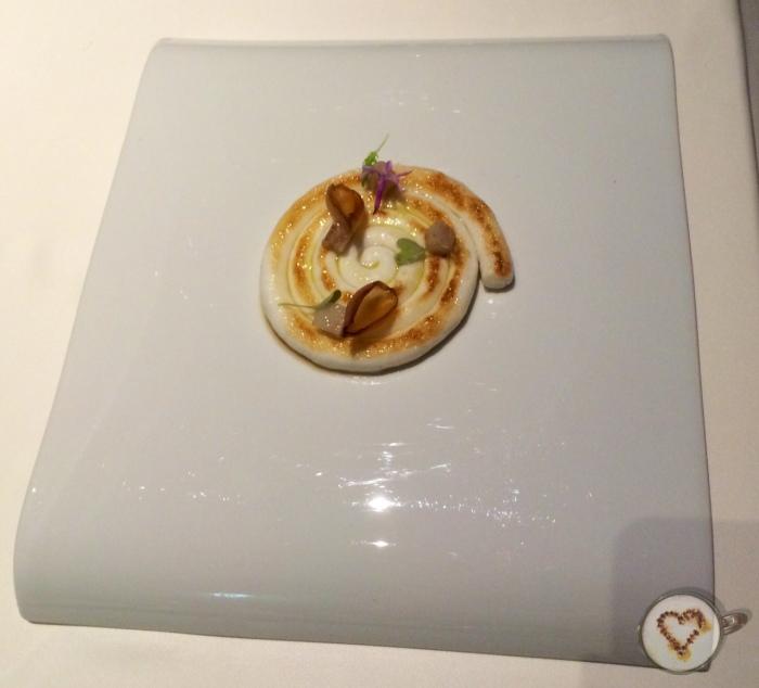 Choco plancha (21€). Grilled squid. Gegrillten Tintenfisch.