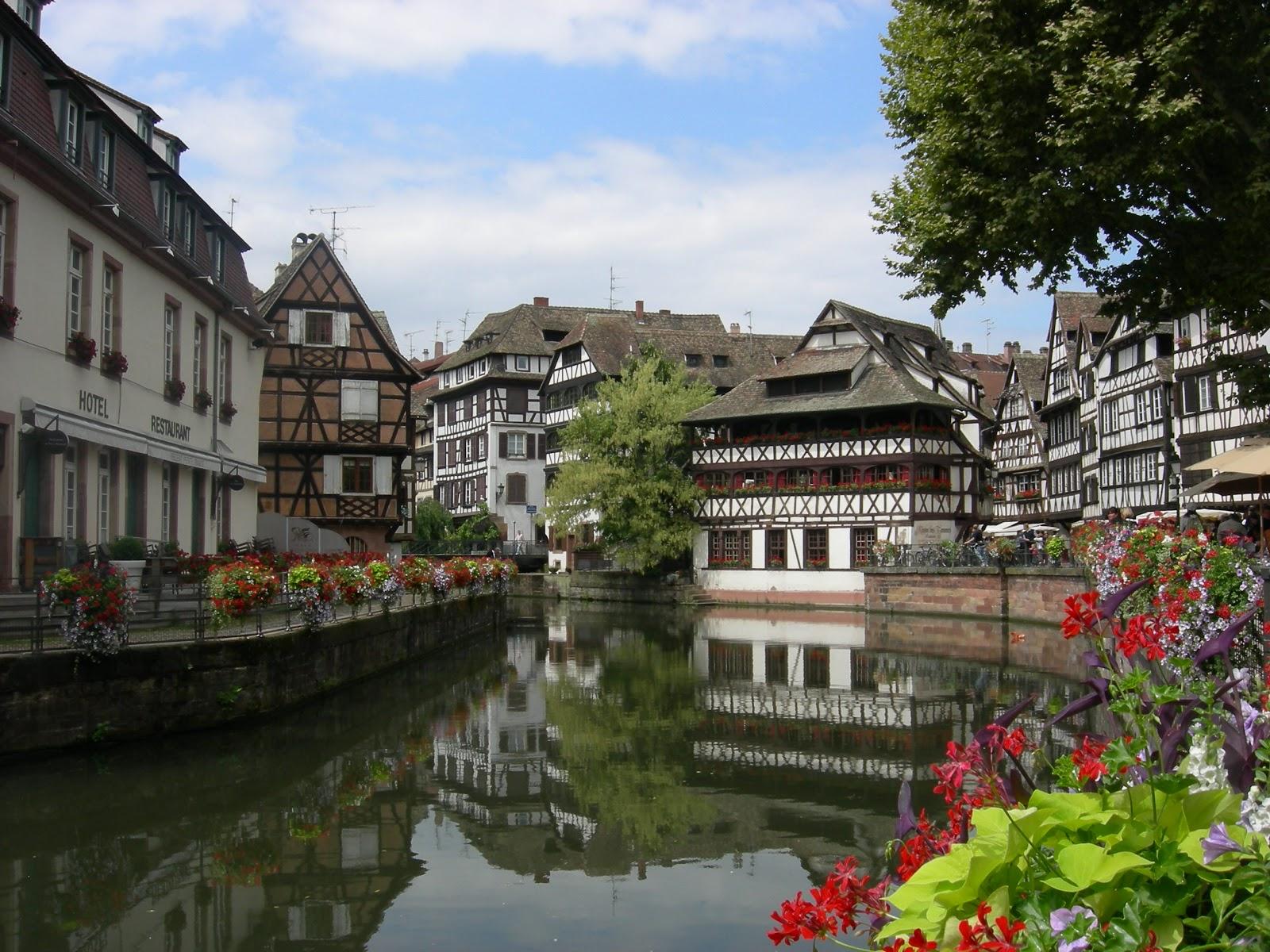 La table de louise y viaje a estrasburgo las cenas de ingrid - Table de louise strasbourg ...