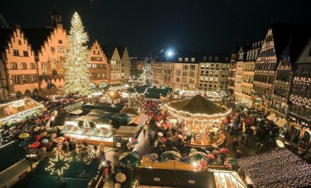 Estrasburgo en Navidad (Fuente).