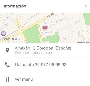 El Colmao_detalles