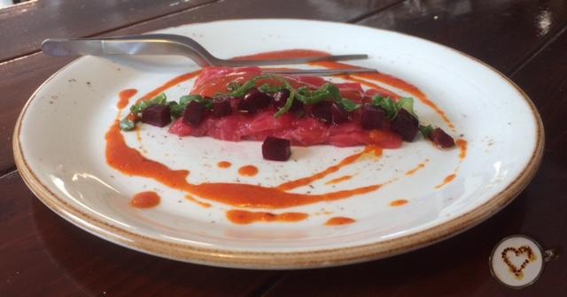 Salmón rojo (10€).